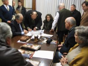 Firma constitución FICEMU