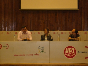 Charla en Oviedo sobre Medicina Regenerativa