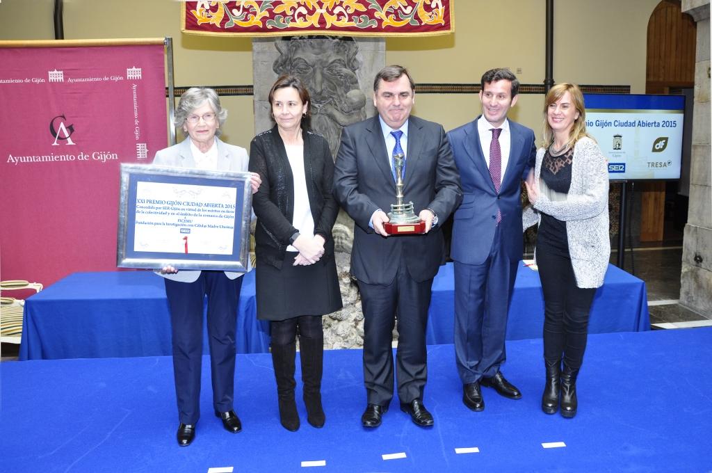 Premio Gijón Ciudad Abierta